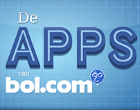 Bol.com Apps page