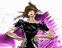 Spring 2013 Fashion Portfolio