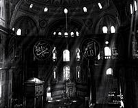 Light of faith in Aya Sofia | Istanbul