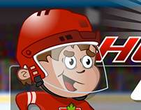 Canadian Tire Hockey Card Creator online app