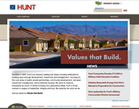 Web: Hunt Companies