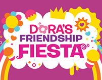 Nick Jr. - Dora's Friendship Fiesta