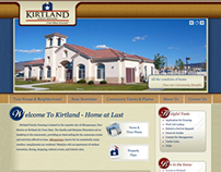 Web: Kirtland Family Housing