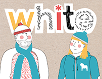 Character Design - Illustrating 'White'