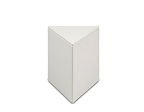Polygon Storage - Equilateral Triangle Side Table