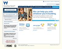 Web: WestStar Bank