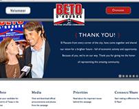 Web: Beto O'Rourke for Congress