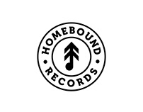 Logodesign Homebound Records