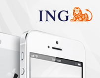 Ing Direct | Mobile Application