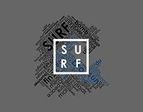Typographic SURF