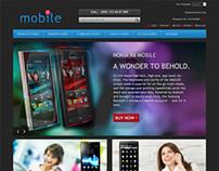 MobileDark, Magento GSM Telephone Store Theme