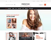 Perfectum, Premium PrestaShop Modern Store Theme