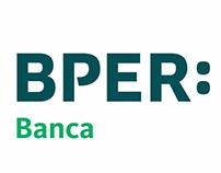 Bper Banca Rebranding