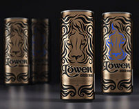 Lowen Beer 黑狮啤酒