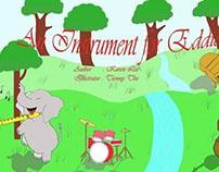 Children's Book 'An Instrument for Eddie'