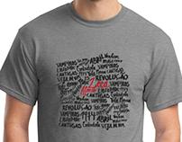 T-shirt AJA Santarém - 1ºaniversário