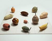 La table qu'un peintre regarde / 画家の見る卓上