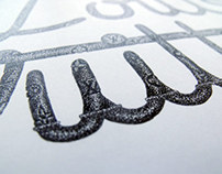 Typographie Louis Vuitton