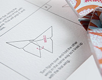 Axis41 Origami Direct Mailers