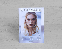 comma casual Identity STYLEMAGAZINE Nø1 SPRING 2015