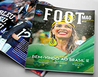 FFF Magazine - Design éditorial