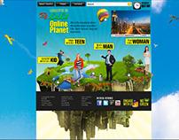 Micro Site Designs
