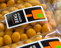 ORANGE TREE graphic identity