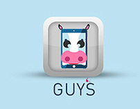 Mobile App for Iphone - GUY'S