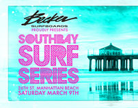 South Bay Surf Series 2013 Posters