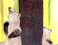 Aware Bear 2. Author Ryan Belo