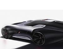 Mercedes-Benz Luxury Sport EV