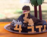 Fondant Icing Cake