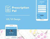 Prescription Pal App