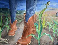 """""""A Walk in a Cornfield"""""""