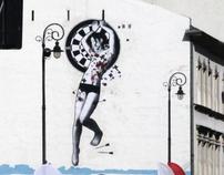 Renesansowy Street Art