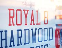 Royal 8 Hardwood Classic