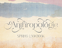 Anthropologie Lookbook