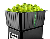 Photograph Tennis Machines