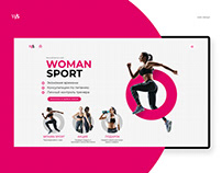 Woman Sport