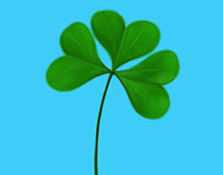 How to paint a Shamrock in Adobe Ps CC