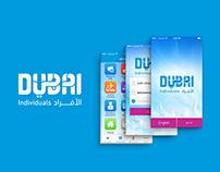 Dubai Individuals App