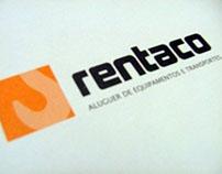Rentaco Branding