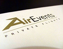 Air Events Corporate Identity
