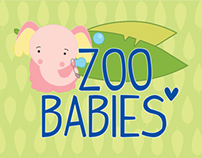 Tissue Packaging: Zoo Babies