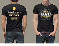 Bad Daddies Logo & Tee
