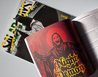 NIGHT DEMON / Salad Days Mag #35