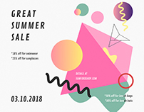Summer Shop | Modern and Creative Templates Suite