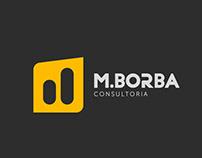M.B. Consultoria. Marca + Identidade Visual