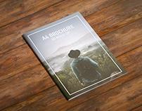 Freebie PSD: A4 Magazine | Brochure Mock-up