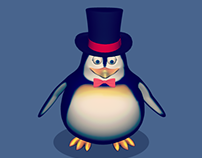 Puzzling Penguins iOS Game